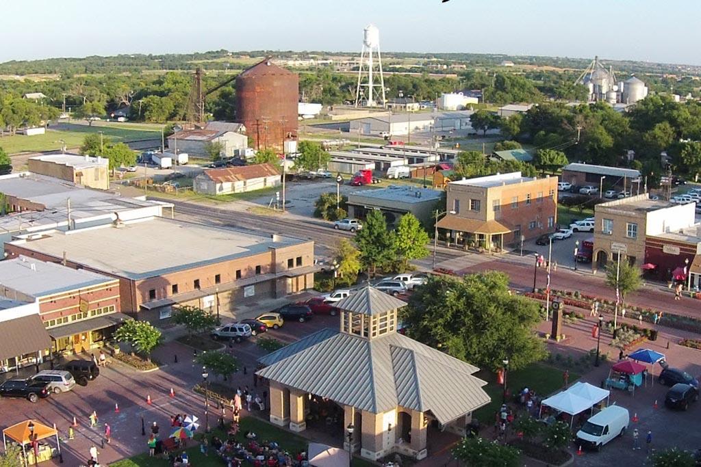 the city of Celina Texas