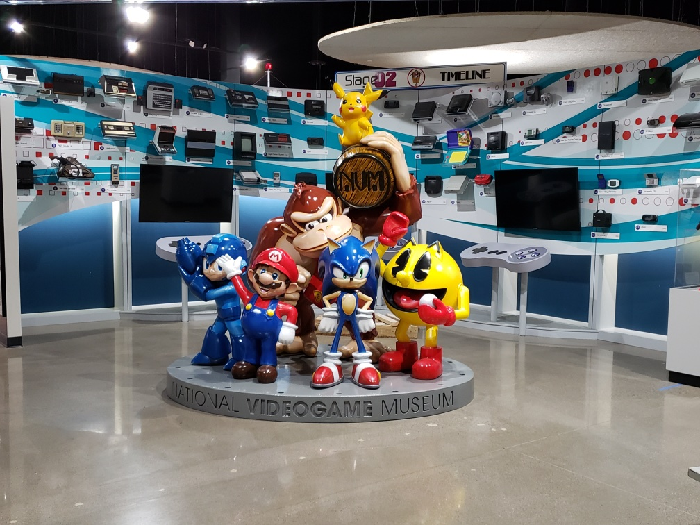 national video game museum